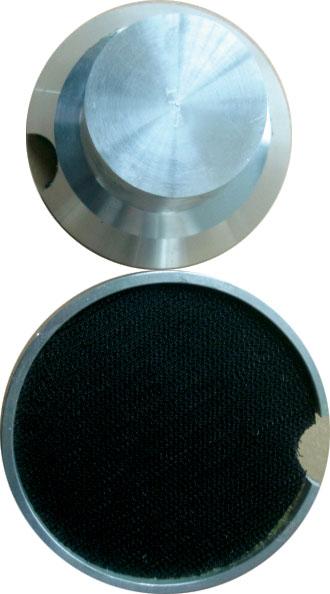 Aluminium holder