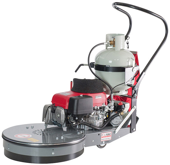 Polivac 20″ Gas Burnisher
