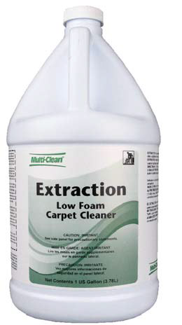 Extraction carpet cleaner bottle